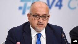 Crnogorski šef diplomatije Srđan Darmanović (arhiva)