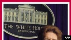 Emektar Beyaz Saray Muhabirini Dili Yaktı
