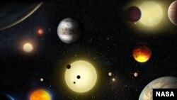 La NASA ha verificado 1.284 nuevos planetas a través del Telescopio Espacial Kepler.