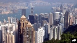 Hong Kong's spectacular skyline contains some of the most expensive real estate in the world.