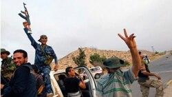 شورشیان لیبی کنترل شهر کوهستانی را بازپس گرفتند