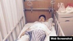 慶安徐純合被擊斃案代理律師之一的謝陽被毆打成重傷(博訊圖片)
