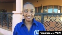 Jacinta Hofnie, Oficial de Programas da Unidade, Secretariado da SADC, responsável área Combate Tráfico de Seres Humanos.