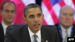 Tổng thống Obama phát biểu tại Hội nghị thượng đỉnh APEC ở Honolulu, ngày 12/11/2011 speaks at the APEC summit in Honolulu, Hawaii