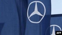 """Логотип """"Mercedes-Benz"""""""