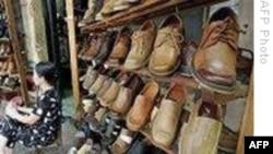 EU gia hạn thuế suất đánh trên giày của TQ, Việt Nam