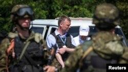 Aleksandar Hag, zamenik šefa misije OEBS-a u Ukrajini
