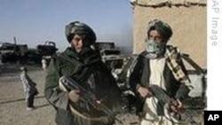 حمله به پایگاه ناتو در قندهار