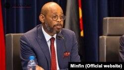 Archer Mangueira, ex-ministro das Finanças de Angola