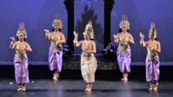 Covid-19 Threatens Cambodian Dance Troupe's Sacred Identity