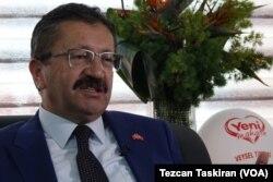 Ankara Yenimahalle Belediye Başkan Adayı Veysel Tiryaki (AK Parti)
