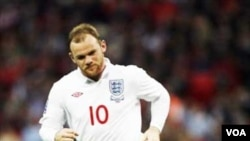 Wayne Rooney akan absen sementara akibat terkena cedera pergelangan kaki dalam pertandingan Liga Premier melawan Boltonpada hari Minggu (26/9).