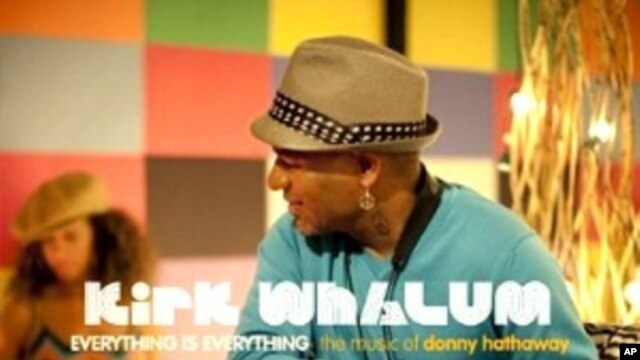 "Kirk Whalum's ""Everything is Everything: the music of Donny Hathaway"" CD"