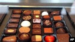 การทานช๊อคโกแลตเป็นประจำอาจลดความเสี่ยงของภาวะสมองขาดโลหิตหล่อเลี้ยงลงได้ 20 % ในสตรี