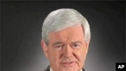 FILE - Newt Gingrich