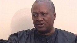Ghana's President Speaks to VOA's Shaka Ssali