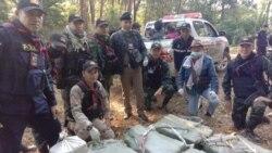 မြန်မာဘက်ကလာတဲ့ မူးယစ်ဆေးဝါးတွေ ထိုင်းမှာ ဆက်တိုက်ဖမ်းမိနေ