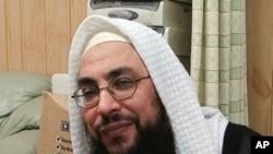 Sheikh Tarek Saleh, a Brooklyn cleric