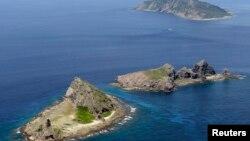 日本和中国对东中国海钓鱼岛(日本称尖阁列岛)及周边海域有主权争端。