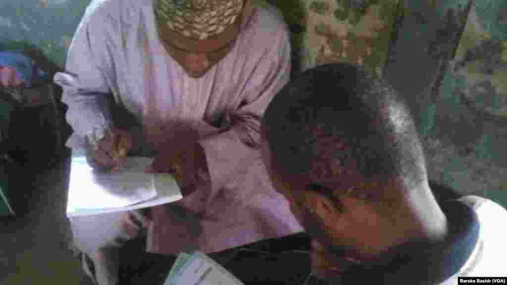 Zaben 2015; Wasu ma'aikatan zabe a Kano
