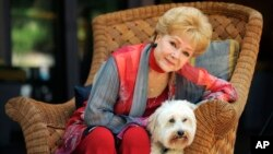Cố diễn viên Debbie Reynolds.