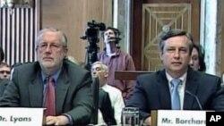 美核能官员出席参议院听证会