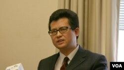 中国人权活动人士杨茂东(笔名郭飞雄)