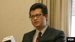 资料照:中国独立作家、民间学者郭飞雄