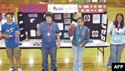 Лауреаты предыдущего конкурса Google (архивное фото)