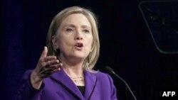Bà Clinton nói rằng bà muốn Thượng viện tổ chức một cuộc bỏ phiếu về hiệp ước võ khí với Nga trước cuối năm nay