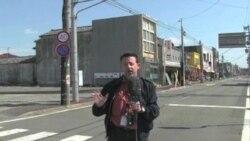 Namie: una zona evacuada en Japon