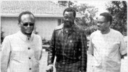 """Dia dos heróis angolanos """"deve honrar o trio da independencia"""" - 2:00"""
