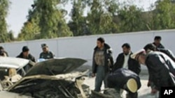 کشته شدن 15 نفر در انفجاری در افغانستان