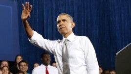 Obama, telefonata për Ukrainën nga Florida