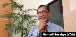 Asman Semendawai (pengacara Ngadiyono) (foto: VOA/Nurhadi Sucahyo)