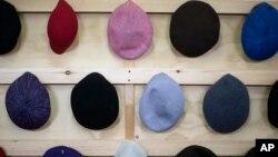 伯尔曼公司制作的Kangol帽子