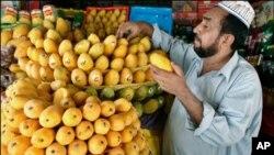 امریکی مارکیٹ پاکستانی آموں کی منتظر