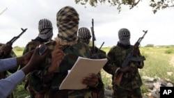Kelompok Al-Shabab, yang terkait al-Qaida, menguasai beberapa kawasan di Somalia (foto: dok).