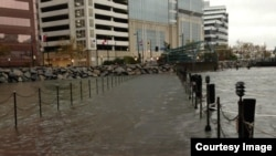 Virginia City Forced to Adapt to Rising Seas