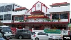 Vihara Dharma Bakti Peunayong Kawasan Kampung Keberagaman Banda Aceh