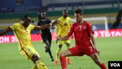 Zimbabwe Warriors out of the AFCON finals.