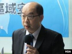 台湾世代教育基金会副执行长张百达