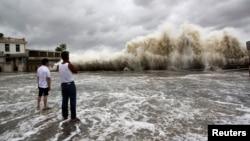 Entre otras cosas, el proyecto permitiría por ejemplo detectar mejor la formación de tsunamis.