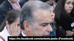 António Cunha Justo, teólogo