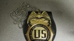 美國海關查獲來自中國的偽造執法徽章