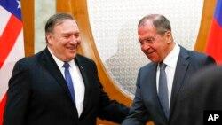 Đây là lần đầu tiên ông Pompeo công du Nga trên cương vị ngoại trưởng Mỹ