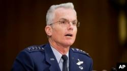 ژنرال پل سلوا، معاون رئیس ستاد مشترک نیروهای نظامی آمریکا