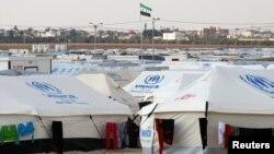 دهها هزار پناهجوی سوری از جنگ داخلی به اردن پناه برده اند.