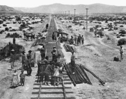 Early American Railroads Shape Modern Language