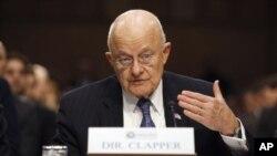جیمر کلپر د امریکا د متحده ایالاتو د شپاړس گونو استخباراتي ادارو عمومي رئیس